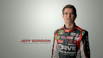 AARP Services, Inc. TV Spot, 'Drive To End Hunger' Featuring Jeff Gordon - Thumbnail 9