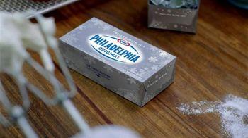 Philadelphia Original Cream Cheese TV Spot, 'Holiday Cupcakes'