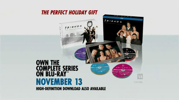 Friends: The Complete Series Home Entertainment TV Spot - Thumbnail 8