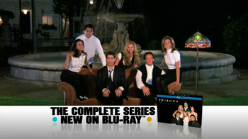 Friends: The Complete Series Home Entertainment TV Spot - 60 commercial airings