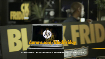 Aaron's Black Friday TV Spot, 'Preparation' - Thumbnail 10