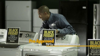 Aaron's Black Friday TV Spot, 'Preparation' - Thumbnail 8