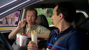 Sonic Drive-In Chipotle Breakfast Burritos TV Spot, 'Success' - 17 commercial airings