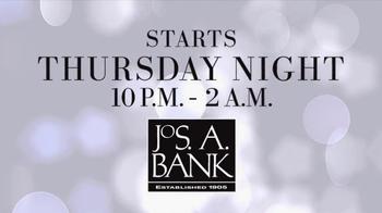 JoS. A. Bank Black Friday TV Spot, 'Suits and Blazers' - Thumbnail 2