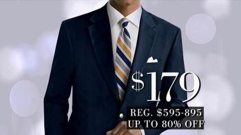 JoS. A. Bank Black Friday TV Spot, 'Suits and Blazers' - Thumbnail 4
