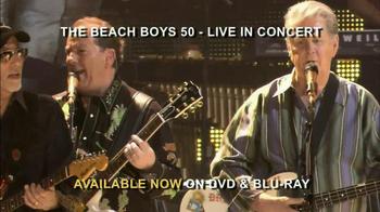 The Beach Boys 50 Live In Concert DVD TV Spot  - Thumbnail 9