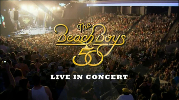 The Beach Boys 50 Live In Concert DVD TV Spot