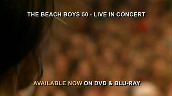 The Beach Boys 50 Live In Concert DVD TV Spot  - Thumbnail 4