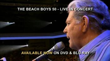 The Beach Boys 50 Live In Concert DVD TV Spot  - Thumbnail 5