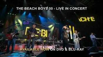 The Beach Boys 50 Live In Concert DVD TV Spot  - Thumbnail 6