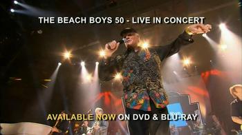 The Beach Boys 50 Live In Concert DVD TV Spot  - Thumbnail 7