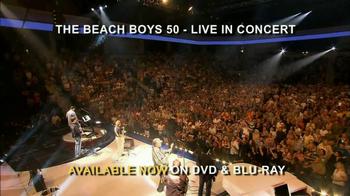 The Beach Boys 50 Live In Concert DVD TV Spot  - Thumbnail 8