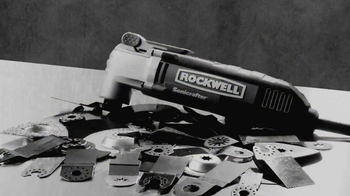 Rockwell Sonicrafter TV Spot, 'Excessive Remodeling' - Thumbnail 8