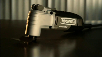 Rockwell Sonicrafter TV Spot, 'Excessive Remodeling' - Thumbnail 3