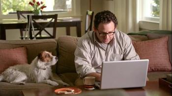 Bank Amerideals TV Spot, 'Talking To Dog' - Thumbnail 1