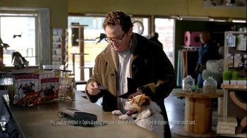 Bank Amerideals TV Spot, 'Talking To Dog' - Thumbnail 6