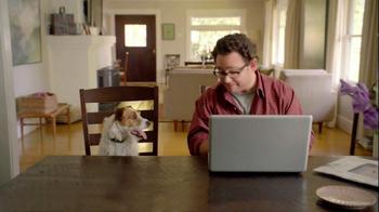 Bank Amerideals TV Spot, 'Talking To Dog' - Thumbnail 7