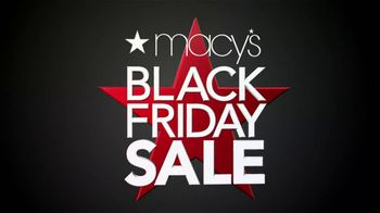 Macy's Black Friday Sale TV Spot, 'Get $10 Off' Song by Sam Johnson - 80 commercial airings