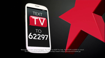 Macy's Black Friday Sale TV Spot, 'Get $10 Off' Song by Sam Johnson - Thumbnail 4