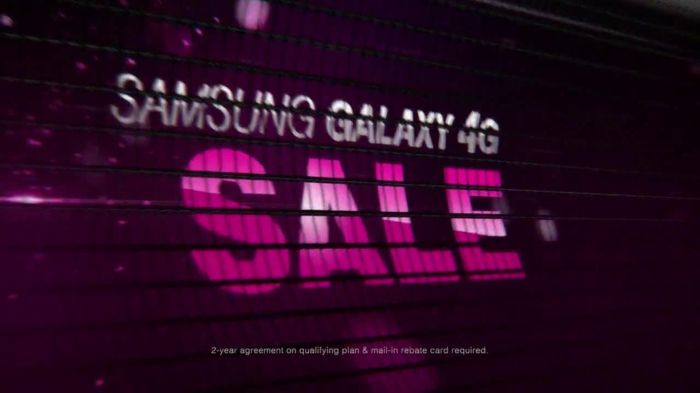 T-Mobile TV Commercial, 'Joy to the Galaxy'