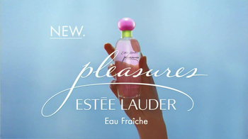 Estee Lauder Pleasures TV Spot, Song by Plain White T's - Thumbnail 5