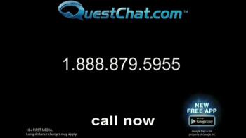 Quest Chat TV Spot, 'Beyond the Flirt' - Thumbnail 10