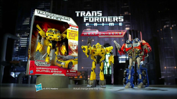 Transformers Waeponizers Tv Spot thumbnail