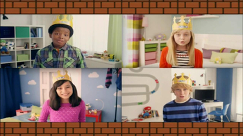Burger King Mario Kids Meal TV Spot - Thumbnail 8