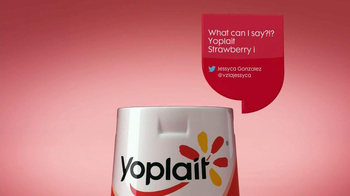 Yoplait Original Strawberry TV Spot, 'Jessica's Tweets' - Thumbnail 3