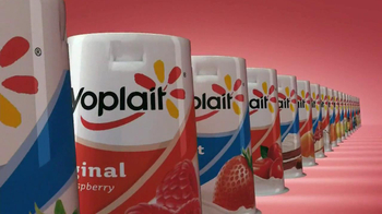 Yoplait Original Strawberry TV Spot, 'Jessica's Tweets' - 186 commercial airings