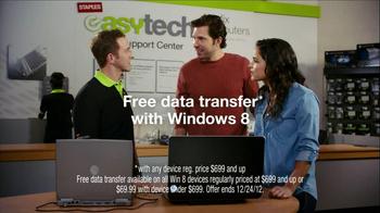 Staples TV Spot 'Free Data Transfer' - Thumbnail 9