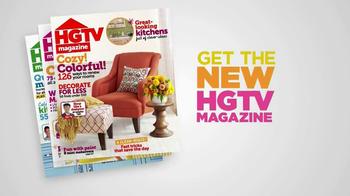 HGTV Magazine TV Spot, 'Risk-Free' - Thumbnail 1
