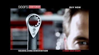 Craftsman Universal Wrench Set TV Spot  - Thumbnail 3
