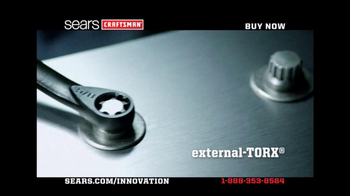 Craftsman Universal Wrench Set TV Spot  - Thumbnail 4