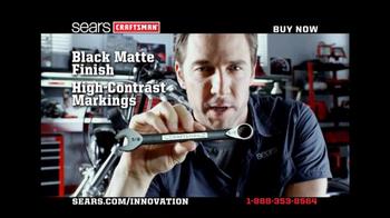 Craftsman Universal Wrench Set TV Spot  - Thumbnail 5