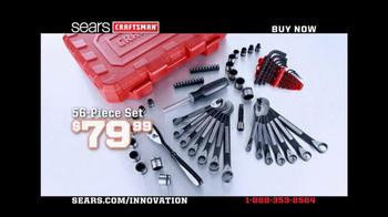 Craftsman Universal Wrench Set TV Spot  - Thumbnail 8