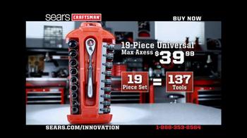 Craftsman Universal Wrench Set TV Spot  - Thumbnail 9