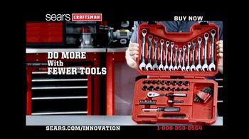 Craftsman Universal Wrench Set TV Spot