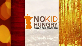 No Kid Hungry TV Spot, 'Food Network: Get Involved' - Thumbnail 1