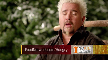 No Kid Hungry TV Spot, 'Food Network: Get Involved' - Thumbnail 4