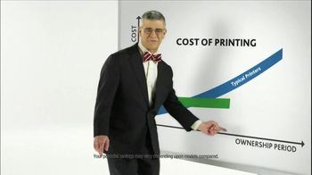Kyocera TV Spot, 'Contain Costs' Featuring Peter Morici - 3 commercial airings