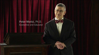 Kyocera TV Spot, 'Contain Costs' Featuring Peter Morici - Thumbnail 1