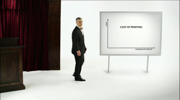Kyocera TV Spot, 'Contain Costs' Featuring Peter Morici - Thumbnail 2