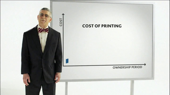 Kyocera TV Spot, 'Contain Costs' Featuring Peter Morici - Thumbnail 3