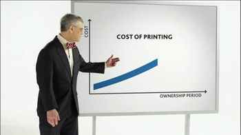 Kyocera TV Spot, 'Contain Costs' Featuring Peter Morici - Thumbnail 4