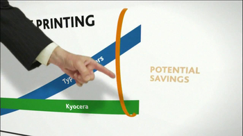 Kyocera TV Spot, 'Contain Costs' Featuring Peter Morici - Thumbnail 7