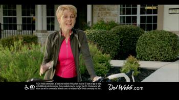 Del Webb TV Spot, 'Biking' - Thumbnail 2