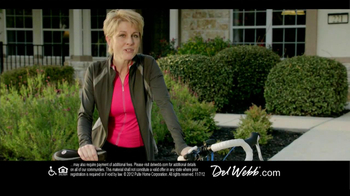 Del Webb TV Spot, 'Biking' - Thumbnail 9