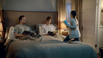 Net10 Wireless TV Spot, 'Contract Plan Talk' - Thumbnail 1