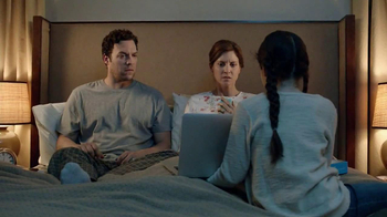 Net10 Wireless TV Spot, 'Contract Plan Talk'